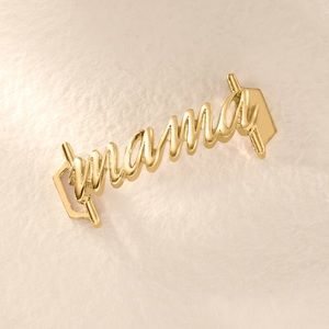 Keep Collective *Gold Mama* Charm